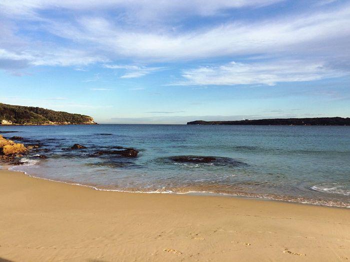 Botany Bay Beach Australia Sydney