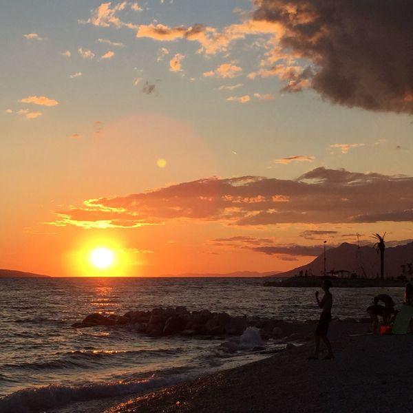 Croatia Sunset ☀️❤️