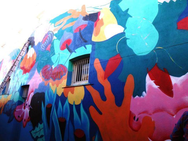 First Coat Festival Street Art