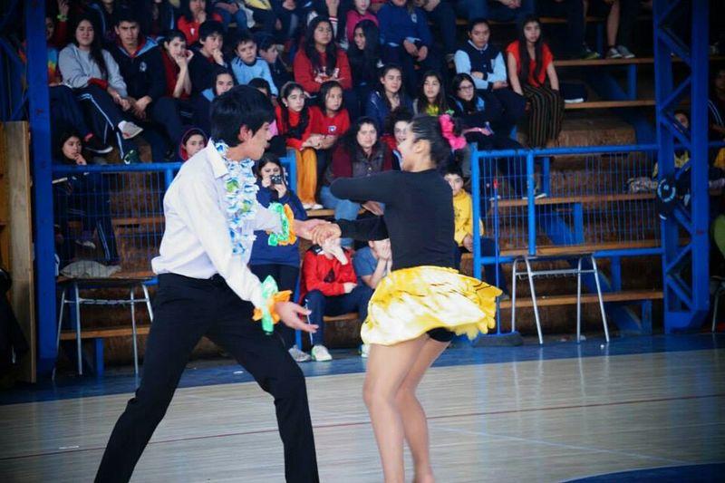 Baile Dancing Merengue Negritos Espectaculo Alianzas