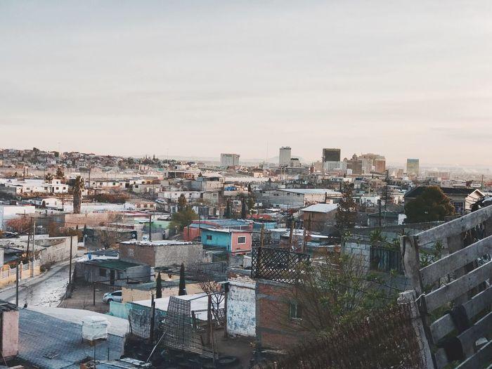 Juarez y El Paso