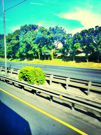 On The Way