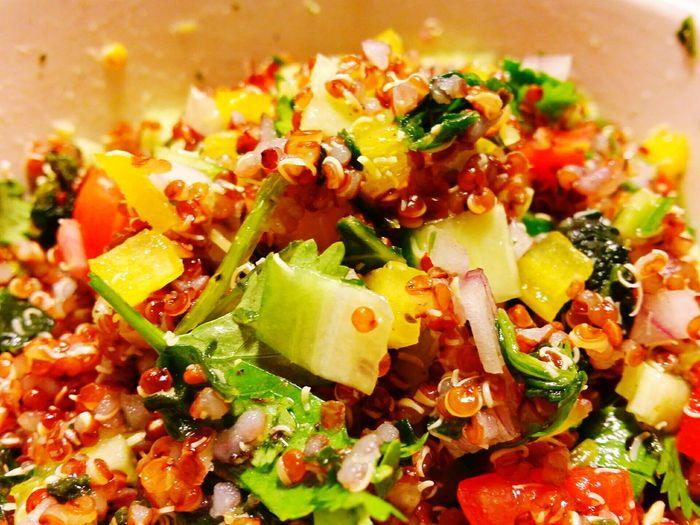 Quinoa Salad Ddcatering Vegan Quinoa Salad