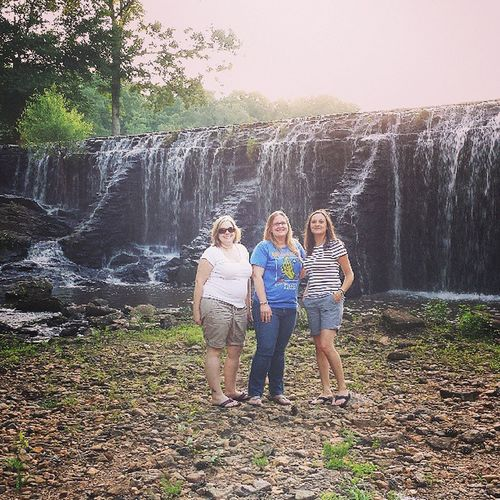 Thewalkingdead Season2 Ricktatorship Eldersmill waterfall
