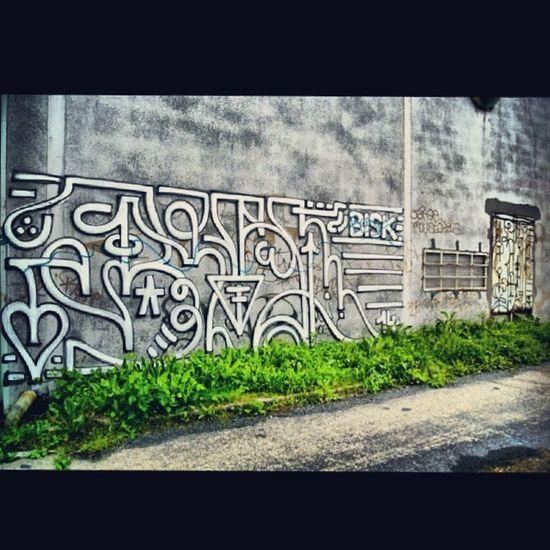Streetart Hangar Urbex Bisk Mov