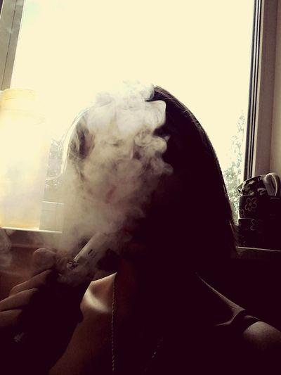 Selfie ✌ Athome  InTheMorning VapeLife Egoone Stopsmoking S.peterburg Breackfast