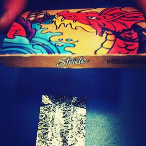 Sick Gum Package #stride #gum