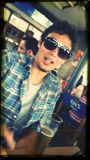 Pub Beer Time Glasses