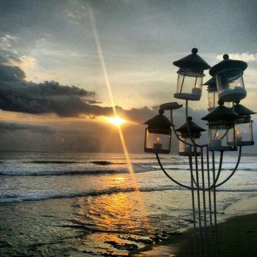 Echo beach Sunset BaliSunset Echobeach Bali