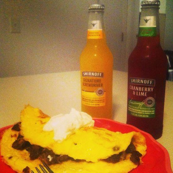 My midnight snack. Aaaoooowwww!!!
