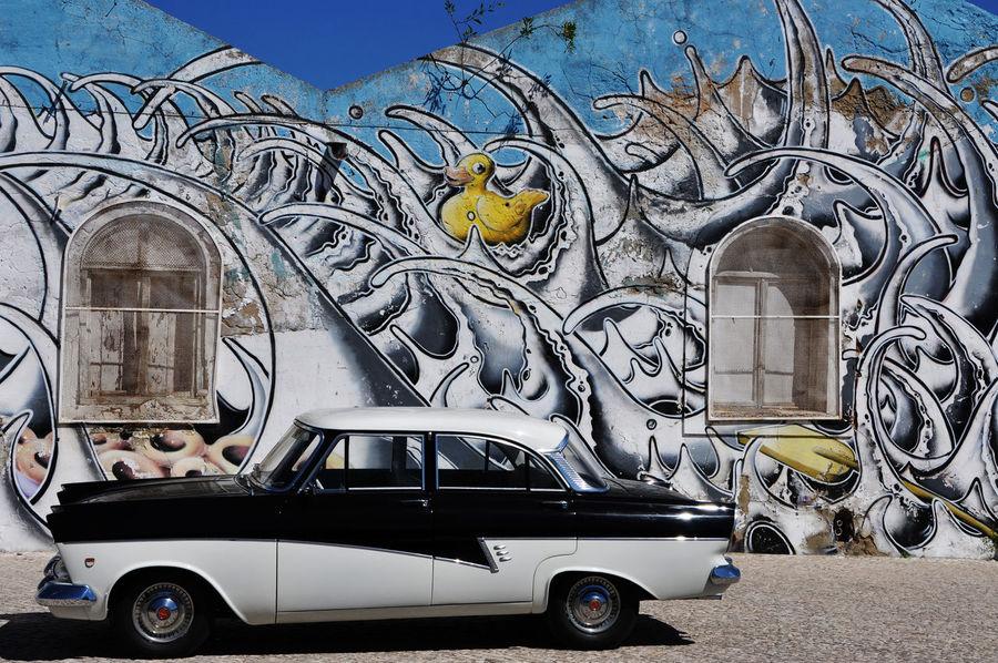 Oldies&Graffities Telha Beach