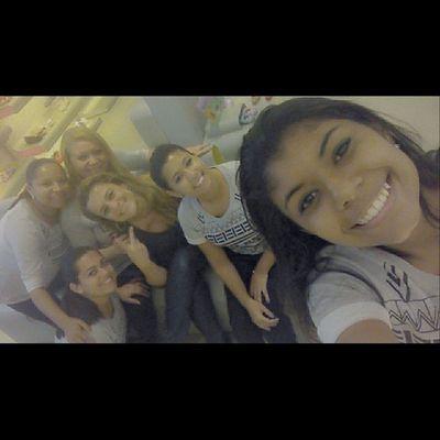 Selfie do dia! Visita especial da nossa supervisora UAAAAU Micheline !! ❤✨??✌? Equipequeamo Equipetop Clubemelissafortaleza clubemelissaaldeota @sabriinasilval @suelitalinda @aldenoratargino @glaucyannecosta