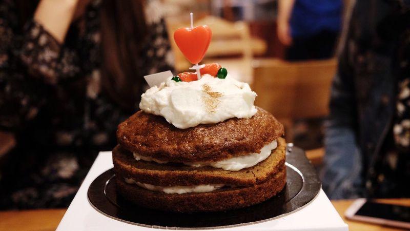 Visual Feast CarotCake Carot Cake Birthday Birthday Cake