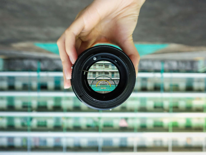 Camera Camera - Photographic Equipment Cameras City City Life Close-up Day Focus Focus On Foreground Lens Modern Outdoors Photographing Reflection Market Reviewers' Top Picks
