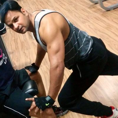 The reward I see from working, has made me an addict... Addiction WorkoutSession Workout Fullbody Sundayevening Rajeevkumar August28inc A28inc