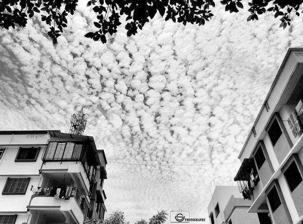 Unmeshshirsath Usphotography Clouds Sky Formation Nashik Maharashtra India