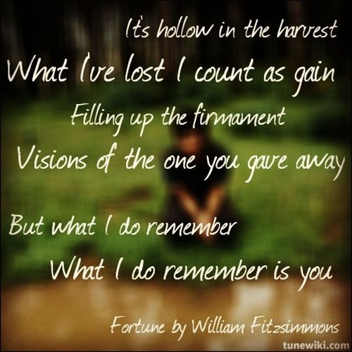 Lyricart Williamfitzsimmons