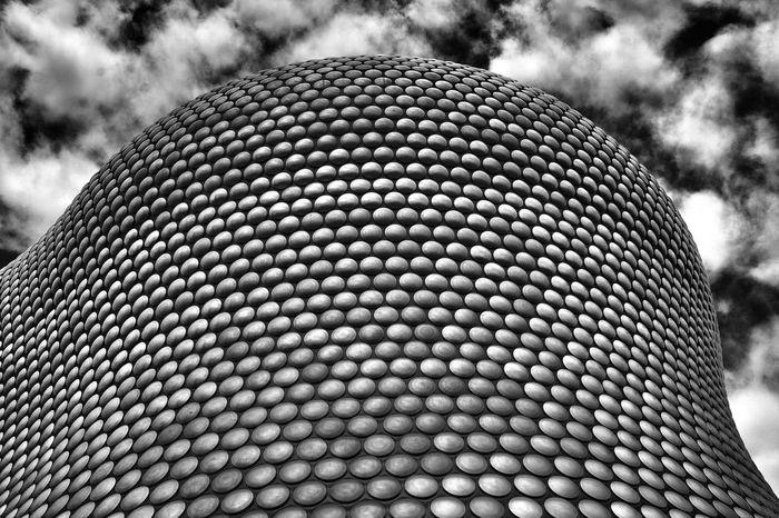 The Architect - 2015 EyeEm Awards The Birmingham Bullring Selfridges Store Birmingham United Kingdom Birminghambullring Bullring HDR B&w Selfridges Architecture Architecture_collection