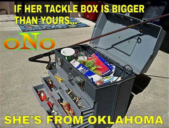LMAO Just Sayin... Just To Make You Smile Only N Oklahoma