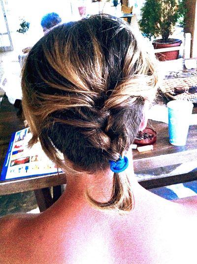 Hair Style Bored Summer Friend Madeit