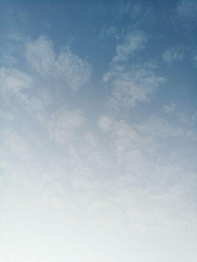 Faint sky Cloud - Sky