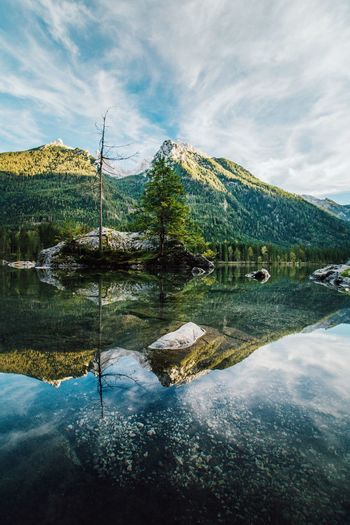 Bavaria Sea Water Wallpaper Bavaria Bayern Germany Nature Stone EyeEm Nature Lover Colorful EyeEm Best Shots EyeEm EyeEm Selects Wild EyeEm Gallery EyeEmBestPics The Great Outdoors - 2019 EyeEm Awards Water Tree Lake Reflection Sky Cloud - Sky Landscape Pinaceae Pine Tree