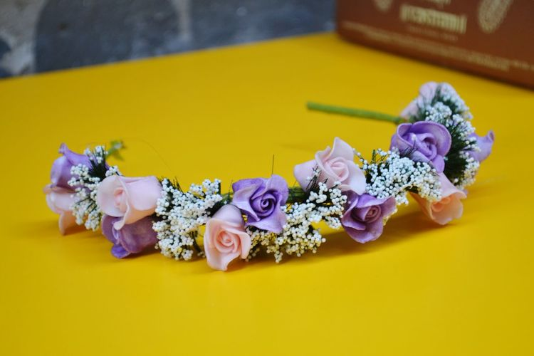 Flower Indoors  No People Day Crown Flower