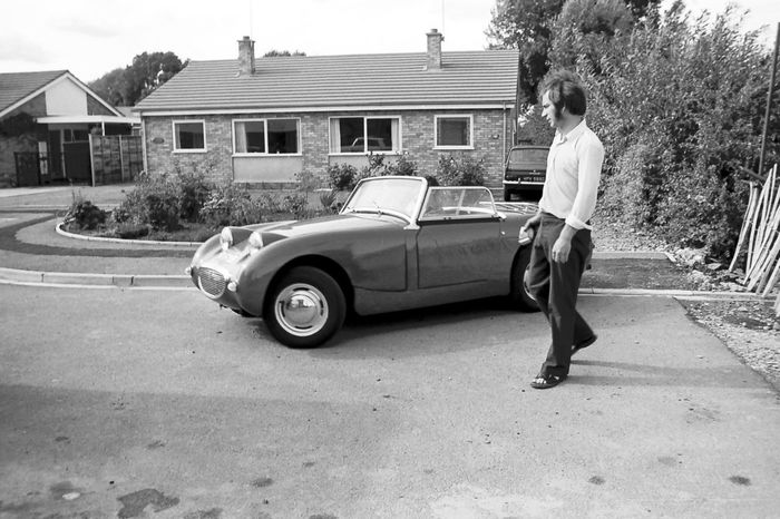 Austin-Healey Sprite Mark 1. Austin Healey Car