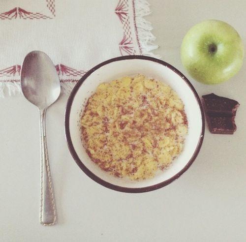 Healthy breakfast to break the day !