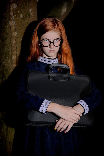 WITCH Young Girl Red Redhair Red Hair Young Girl Red Head Red Head Girl Glasses Witch Hogwarts Slytherin Eyeglasses  Women Portrait Females Human Face Redhead Mid Adult Posing Pretty Dyed Red Hair Freckle Vision Dyed Hair The Portraitist - 2019 EyeEm Awards My Best Photo