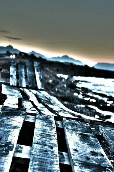 Abandoned Esentepe Palet