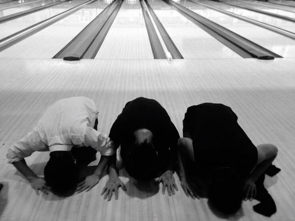 This is the bowling game(: Japanese Culture Japanese Style Twoyearsago Enjoying Life