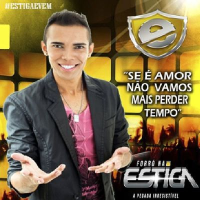 Escutem o novo sucesso do @forronaestiga Estouroooo EstigaEVem