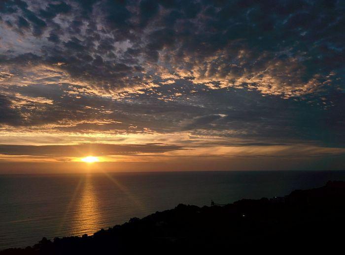 Sunset Aguadilla Puerto Rico August 25, 2014. Nexus 5