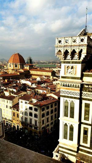 Flying High Florence Italy Firenze La Mia Stella Una Delle Vacanze PIU Belle Alto Non Hopaura Con Te Good Word Love City Travel Destinations Architecture History Cityscape Dome Flying High