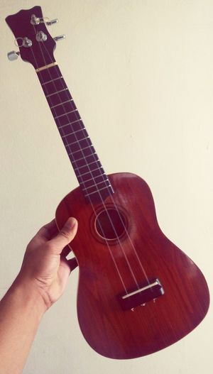 TakeoverMusic Keroncong Cuk Guitar Newbe Traditional Indonesian Music Instrument Practicing