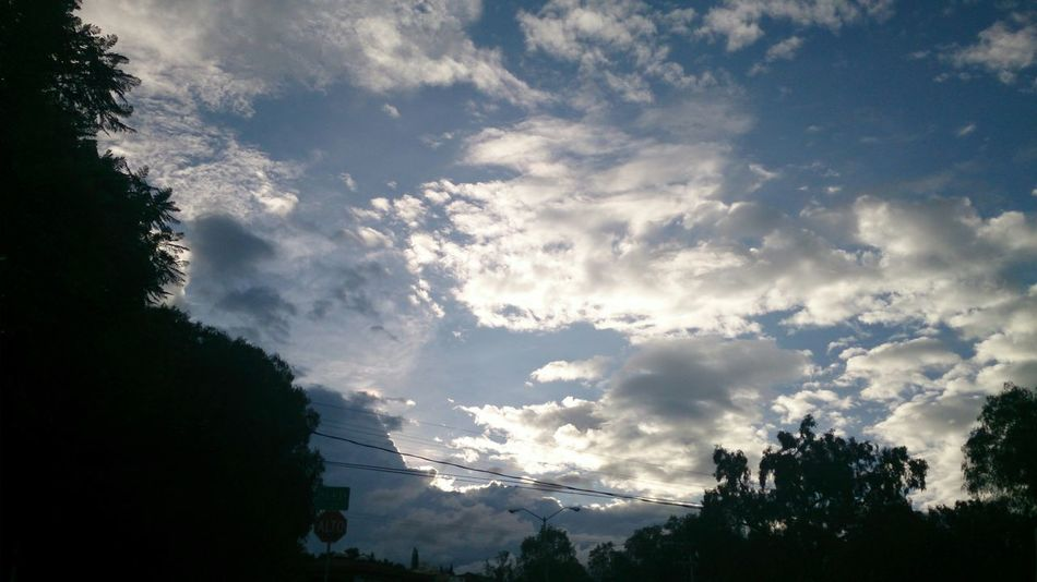 Sky Enjoying The View Clouds Light Relaxing Moments No Filter The Purist (no Edit, No Filter)