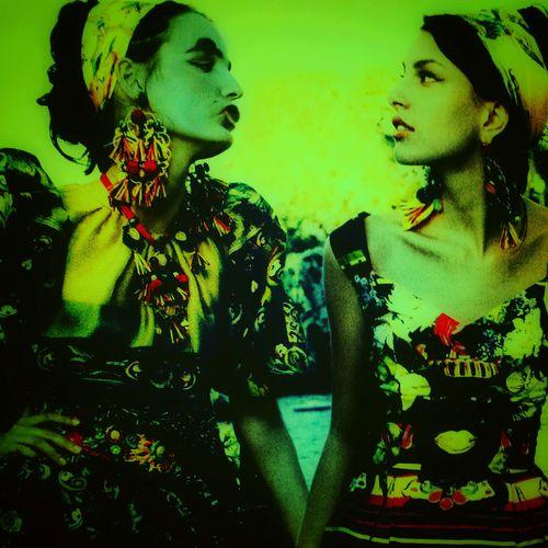 *insta(remix) Photomashup Fashion Vogue Surreal