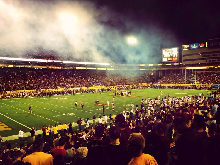 College Football Saturday Night