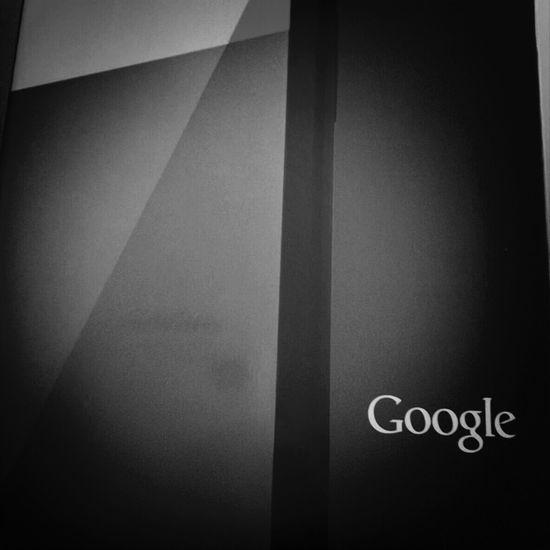 Google Nexus 7 Black & White Birthday