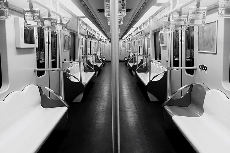 Metro OpenEdit Blackandwhite IPhoneography Notes From The Underground