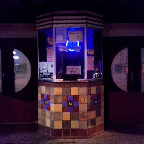 Joyo Theater Cinematreasures Cinema TicketBooth Tickets movies LincolnNebraska nightShot streetalma street photooftheday nostalgic