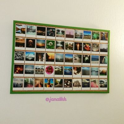 MesPhotosInstagram Printic Photobox Déco Makingmemories ChezMoiColorFullWallMemories