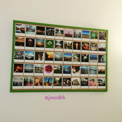 MesPhotosInstagram Printic Photobox Déco Makingmemories ChezMoiColorFullWallMemories