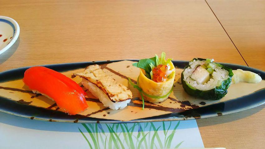 野菜のお寿司 Sushi Sushi Time Vegetable Vegetable Sushi Japanese Food Japan Itoshima Itoshima City Fukuoka Fukuoka,Japan Taking Photos Eat Japanese Culture Japan Photography Hi! Enjoying Life Hanging Out Cheese! Relaxing Hello World 寿司 WASHOKU