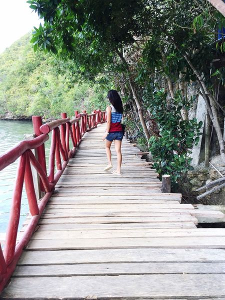 That's Me Beautiful Nature Beach Tinagong Dagat
