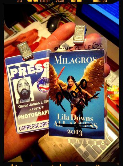 Leroe24fotos.com Press-Pass Lila Downs Town Hall