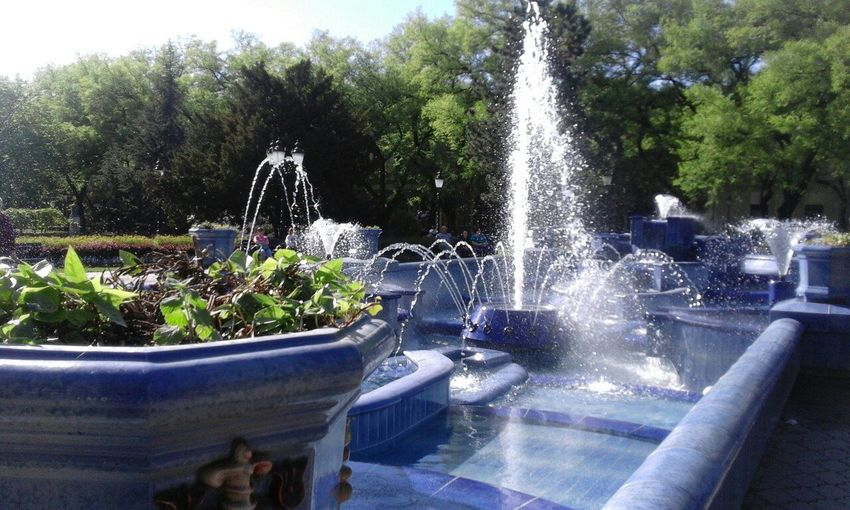 Day Fountain
