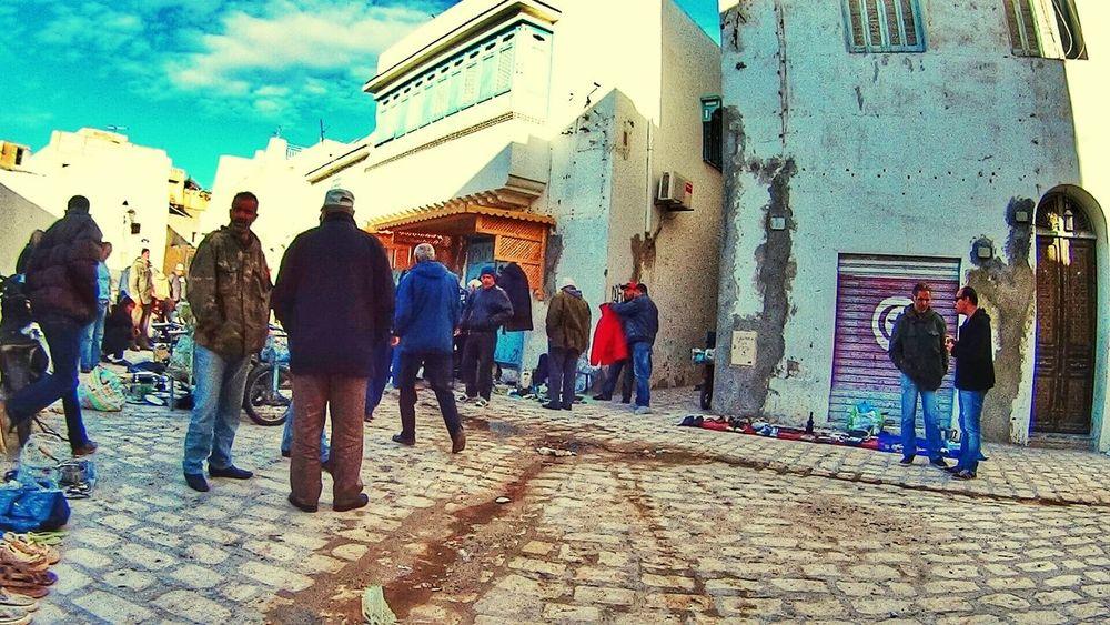 Medina Sousse Hello World Tunisia