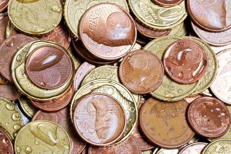 money laundering concept , coins under tap water , black money Money Laundering Money Laundry Money Money Money Coin Coins Black Money Concept Crisis Concept Finance Currency Business Metal Backgrounds Full Frame Abundance Investment Close-up Finance And Economy Silver Colored Still Life
